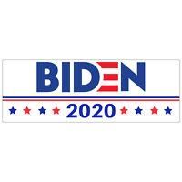 Joe Biden President 2020 Election Campaign Democratic Bumper Stickers Decal US