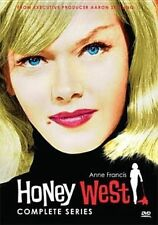 Honey West Complete Series 0089859851520 DVD Region 1 P H