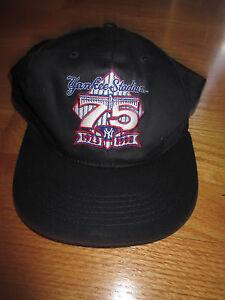 Adidas Footlocker 75th NEW YORK YANKEES 1923-1998 (Adjustable Snap Back) Cap