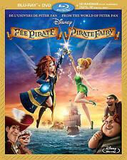 Pirate Fairy Blu-ray Disc / DVD/ DIGITAL HD COPY w. Slipcover *NEW*