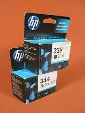 Original HP 339/344 OVP, Druckerpatrone,HP ink cartridge