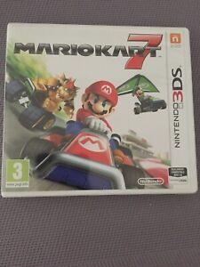 Nintendo Mario Kart 7 (Nintendo 3DS, 2011)