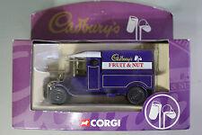Corgi 1:43 Scale Cadbury's Selection Series BULL-NOSE MORRIS RIGID BACK LORRY