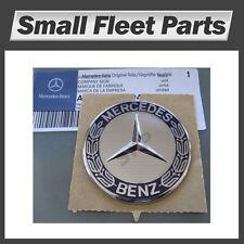 "Mercedes Benz MB Sprinter Hood Badge Dodge New Genuine OEM 2002-14 2.25"" 2 1/4"""