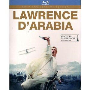 Blu Ray Lawrence D'Arabia - (1962) (2 Blu Ray) ......NUOVO