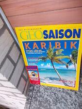 Geo Saison, Das Reisemagazin, Heft Nr. 12 Dezember 1995