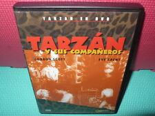 TARZAN Y SUS COMPAÑEROS - GORDON SCOTT -