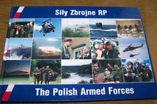 THE POLISH ARMED FORCES - EQUIPMENT POLAND ARMY NAVY AIRFORCE BOOK NATO 1999