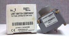 CUTLER HAMMER E50DT1 NEW LIMIT SWITCH HEAD E50DT1