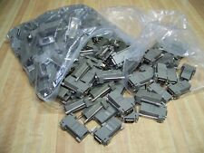 (Lot of 122) RS232 D-Sub 9 (6 pins wired) Male Ext to RJ11 Adapters