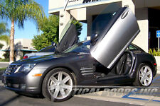 Chrysler Crossfire 2004-08 By Vertical Doors INC Lambo Kit Hinges