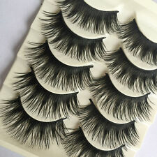 TOP SELLING Luxury Lashes - 5 x Pairs of High Quality Lashes -Celeb Style Mink