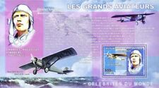 Congo 2006 MNH MS, Aviation, Charles A Lindverg, American aviator, author