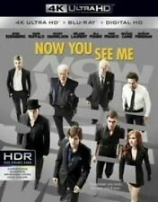Now You See Me 4k Ultra HD Blu-ray Region &