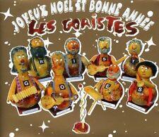 LES GORISTES - JOYEUX NOEL ET BONNE ANNEE NEW CD