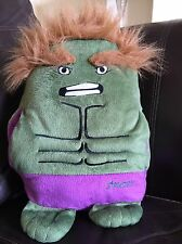 Spuddy Heroes and Villains Couch Potatoe Remote & snack Holder Green Hulk Cool