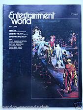 Entertainment world 8-5-1970, Buffalo Bob, three Dog Night, Bill Miller,
