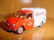 SIATA FORMICHETTA (SEAT 600 D) FIAT -CORBERO- 1:43 1964