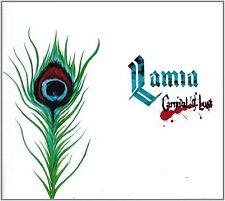 LAMIA Carnival Of Lust CD Digipack 2004