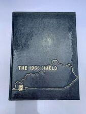 Murray State University Kentucky 1966 The Shield Yearbook Volume 42