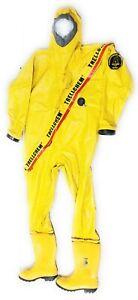 Trellchem Super L-45 Gas & Prodotto Chimico Protettiva Suit Da Trelleborg