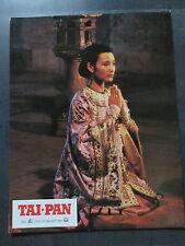 TAI-PAN - Aushangfoto #1 - Daryl Duke - Bryan Brown, Joan Chen