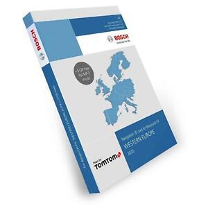 Blaupunkt Tele Atlas TomTom Europa Paket FX 2020 - SD-Karte 8 GB