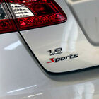Auto SUV Sports 3M Emblem Exterior Body Door Rear Trunk Metal 3D Sticker Badge
