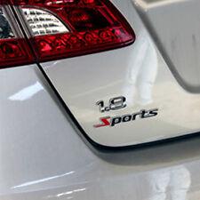 Auto SUV Sports 3M Emblem Exterior Body Door Rear Trunk Metal 3D Sticker Badge