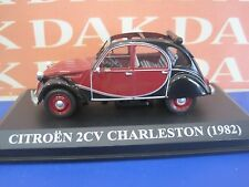 Die cast 1/43 Modellino Auto Citroen 2CV Charleston 1982