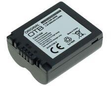 OTB AKKU für PANASONIC Lumix CGR-S006 / CGR-S006 /  DMW-BMA7 Accu Batterie