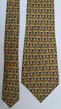 -AUTHENTIQUE  cravate cravatte CELINE  100% soie  TBEG  vintage