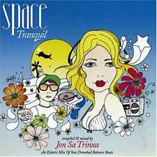 Sa Trinxa, Jon - Space Tranquil Vol. 3 (Mixed By Jon... - Sa Trinxa, Jon CD 28LN