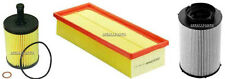 Per VOLKSWAGEN JETTA 1.9TD 2.0TD 06 07 08 09 pezzi di ricambio Kit Filtro Set 140MM