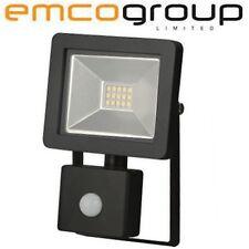LED 10W Motion Sensor Security Outside PIR Light Lamp Floodlight IP65 Spot 6500K
