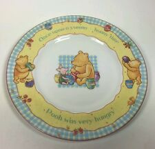 Royal Doulton Plate Winnie The Pooh Hand Decorated Made In Indonesia