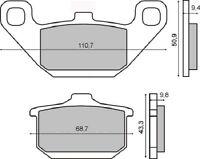Kawasaki GPZ 1100 Unitrak Joint d/'embase cylindre 88990107