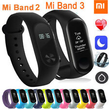 Original Xiaomi Mi Band 3 Smart Watch Band Silicone Strap Wristband Bracelet LOT