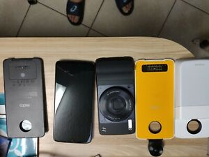 Motorola Moto Z4 - 128GB - Flash Gray (Unlocked)
