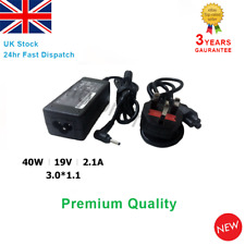 Laptop Charger AC Adapter for Samsung 19V 2.1A 40W NP900X3A NP900X3B NP900X3C