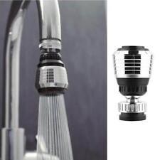 Water Saver Tap Aerator 360°Rotate Swivel Faucet Diffuser Filter Adapter Sale N5