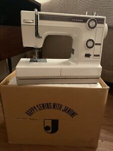 Janome Sewing Machine And Overlocker