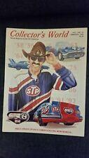 Richard Petty February 1992 Vol.1 No.10 Collectors World Price Guide Magazine