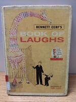 Bennett Cerf's Book of Laughs Beginner Books Drawings Carl Rose HC