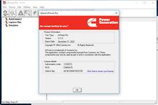 Cummins Inpower Pro V11.5 + 11/2019 Calibration Files (PGA) + Installation video