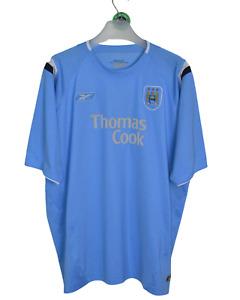Manchester City 2004-2006 Reebok Home Football Soccer Shirt Jersey SIZE XXL