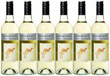 Cola amarilla blanco Chardonnay vino del sur este de Australia 750ml Pack de 6