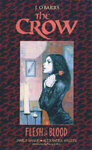Crow, The: Flesh And Blood TPB #1 FN; Kitchen Sink | save on shipping - details