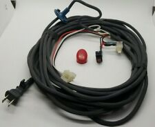 OEM Bissell 5770, 5990, 6100, 6405. Parts. Complete Power Cord, & Switches. Nice