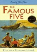 Five On A Treasure Island: Book 1 (Famous Five),Enid Blyton- 9780340681060